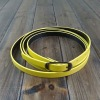 hot yellow waist belt
