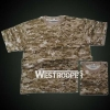 Army T-Shirts In Digit Desert