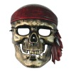 halloween pirate mask / plastic masquerade mask MPM-257