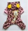 Cheap high quality wholesale funny cute pet dog coat