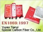 fire extinguisher blanket EN1869