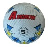 no.5 golf surface rubber football, 380 to 400g