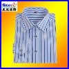ST-SH01 men's dress shirt/business shirt stripe best quanlity 100%cotton