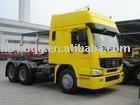 Howo 6x4 Tractor Truck Engine Power 266-450hp Best Price