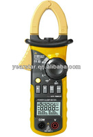 Digital Mini Clamp Harmonic Power Meter