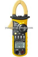 Digital Mini Clamp Harmonic Power Meter