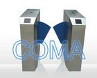 COMA Best-selling bridge-like roundedswing barrier gate/automatic barrier gate China 2012