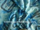 100% polyester 4/1 twill microfiber fabric