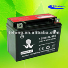 good price 12v6.5ah smf motorcycle battery