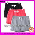 girls casual sport short pants
