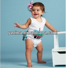 New style Candle Girl Bodysuit one piece jumpsuit baby clothes Girl Bodysuit Romper baby romper Wholesale price