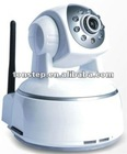 Plug and Play 30W-pixel CMOS IP wifi camera