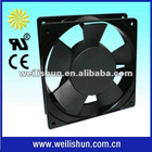 high speed axial ac fan 120x120x25mm