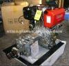 Diesel marine engine