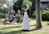 CE/SASO Approved Outdoor water Mist fan with High Quality