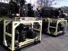 three stage air compressor 40bar