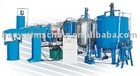 HBFP Semi Auto Foaming machine