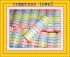 hot ! compressed hand towel for good quality