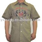 2012 YSW men's casual shirts