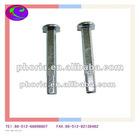 M6-8.5-55.5 Stainless Steel Motor Shaft