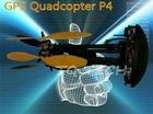 GPS UAV quadcopter P4