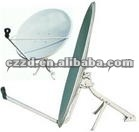 TV Satellite Dish ku/c-band 35cm 45cm 60cm 75cm 80cm 90cm ...