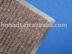 ribbed pattern door mat