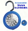 Good Sales!!!24 LED 3AAA work light L4243