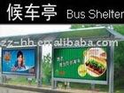 Bus Shelter Trivision Billboard