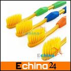 Colorful Nano Dental Care Premium Toothbrush 4pcs/pack