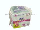 Herbal feminine panty liner