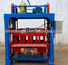 small block machine/concrete brick machine