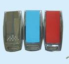 metal swing usb stick red case usb key free print logo usb