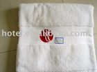 Hotel/Home/Hospital 100% cotton Dobby Borded Towel
