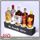 plastic liquor display stand with nice design