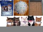 Best price! cat sand-3.8L/4L/5L/8L/20kgs bag as per need!