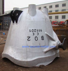 Slag pot-steel casting