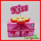 Resin Decorative Money Pot/ Box Newly Design Decorative Good Glossy Resin Party Favors Crafts Holiday Giveaways