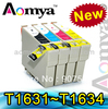 New! Ink cartridge for Epson Workforce WF-2010W/2510WF/2530WF/2540WF T1631-T1634 T1811