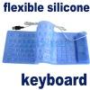 USB Foldable Flexible Keyboard