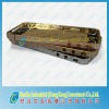 diamond gold bezel for iphone 4 accessories