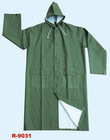 men's fashion long raincoat