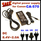 Digital power adapter CA-570 for Canon