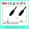 toslink type male to male optical fiber cable