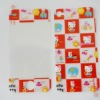 Red rabbit hello kitty style front back film Screen Protector For iPhone 4 4S