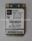 KDDI KCMP wireless 3G wireless card mini pci-e FRU P/N:43Y6455