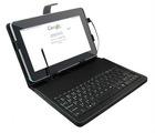 Tablet PC case keyboard