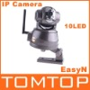 EasyN Wireless WiFi IR Cut Night Vision Security IP Camera Webcam