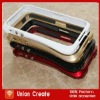 New metal Aluminum alloyframe case for iphone4