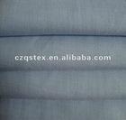 T/Cyarn dyed plain fabric